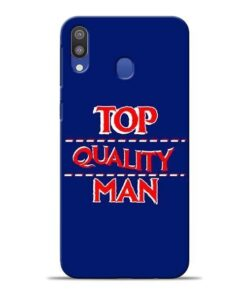 Top Quality Man Samsung M20 Mobile Cover