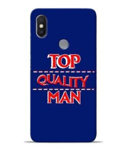 Top Quality Man Xiaomi Redmi Y2 Mobile Cover