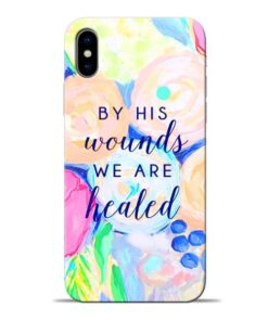 We Healed Apple iPhone X Mobile Cover