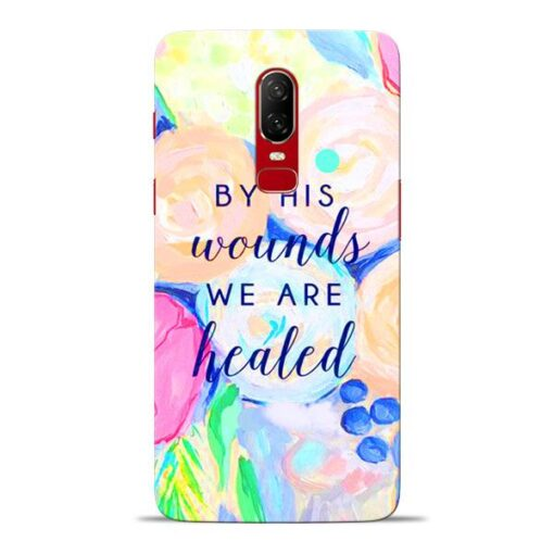 We Healed Oneplus 6 Mobile Cover