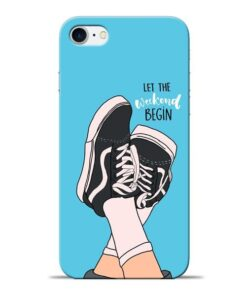 Weekend Apple iPhone 7 Mobile Cover