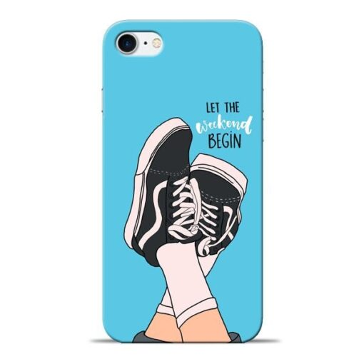 Weekend Apple iPhone 8 Mobile Cover