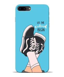 Weekend Apple iPhone 8 Plus Mobile Cover