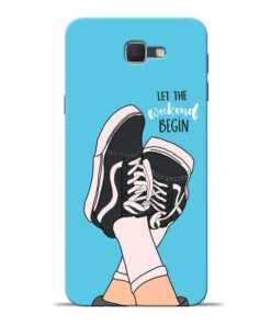 Weekend Samsung J7 Prime Mobile Cover