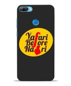 Yafari Before Honor 9N Mobile Cover