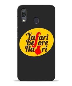 Yafari Before Samsung A30 Mobile Cover
