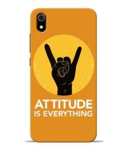 Attitude Redmi 7A Mobile Cover