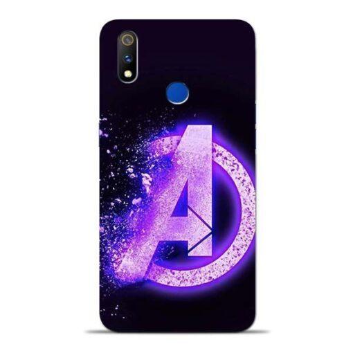 Avengers A Oppo Realme 3 Pro Mobile Cover