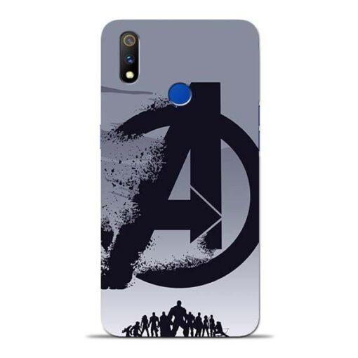 Avengers Team Oppo Realme 3 Pro Mobile Cover