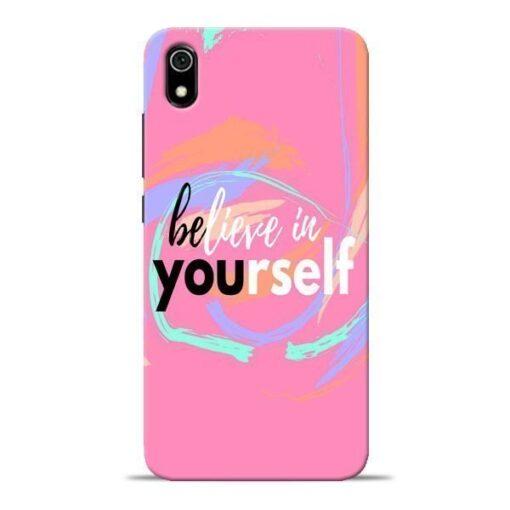 Believe In Redmi 7A Mobile Cover