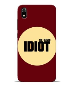 Clever Idiot Redmi 7A Mobile Cover