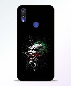 Crazy Joker Redmi Note 7 Pro Mobile Cover