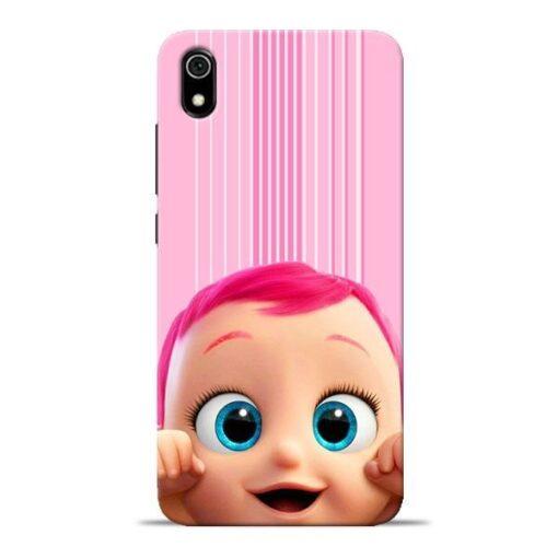 Cute Baby Redmi 7A Mobile Cover