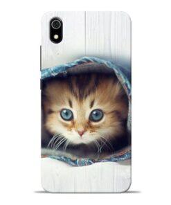 Cute Cat Redmi 7A Mobile Cover
