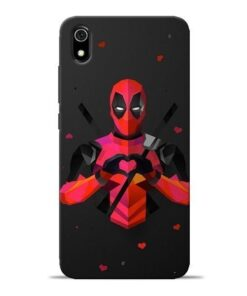 DeedPool Cool Redmi 7A Mobile Cover