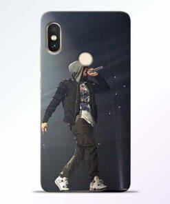 Eminem Style Redmi Note 5 Pro Mobile Cover
