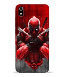 Hero Deadpool Redmi 7A Mobile Cover