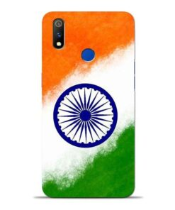 Indian Flag Oppo Realme 3 Pro Mobile Cover