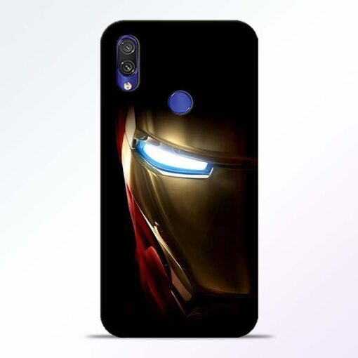 Iron Man Redmi Note 7 Pro Mobile Cover