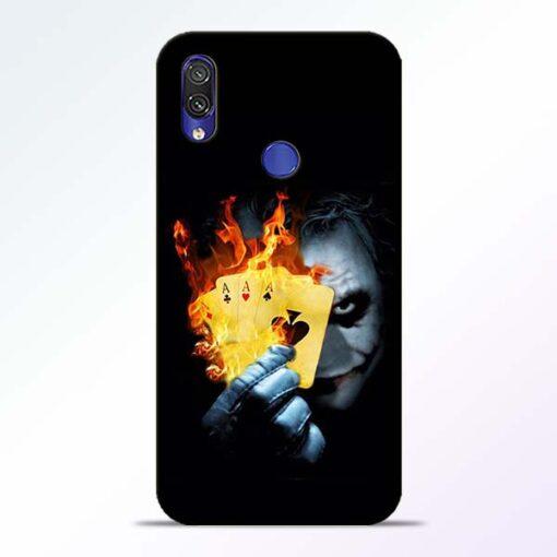 Joker Shows Redmi Note 7 Pro Mobile Cover
