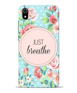 Just Breathe Redmi 7A Mobile Cover