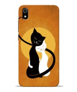 Kitty Cat Redmi 7A Mobile Cover