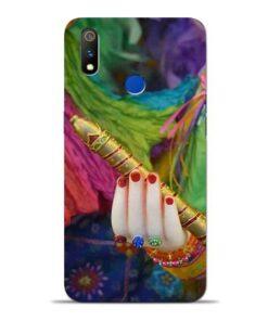Krishna Hand Oppo Realme 3 Pro Mobile Cover
