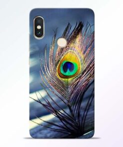 Krishna More Pankh Redmi Note 5 Pro Mobile Cover