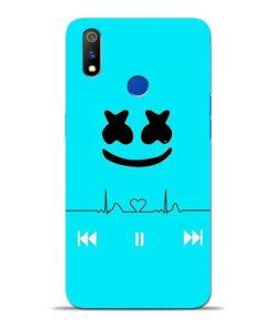 Marshmello Song Oppo Realme 3 Pro Mobile Cover