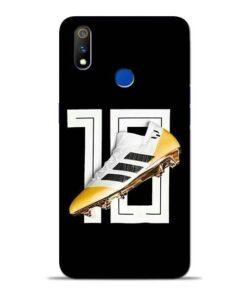 Messi 10 Oppo Realme 3 Pro Mobile Cover