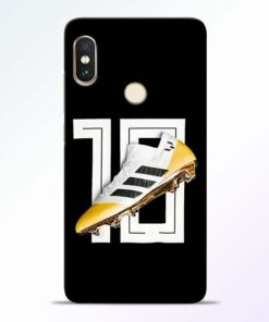 Messi 10 Redmi Note 5 Pro Mobile Cover