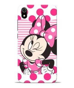 Minnie Mouse Redmi 7A Mobile Cover