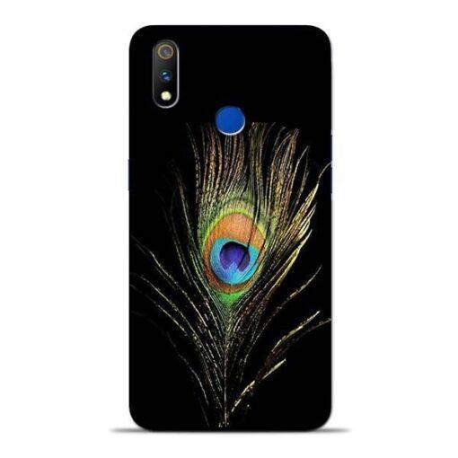 Mor Pankh Oppo Realme 3 Pro Mobile Cover