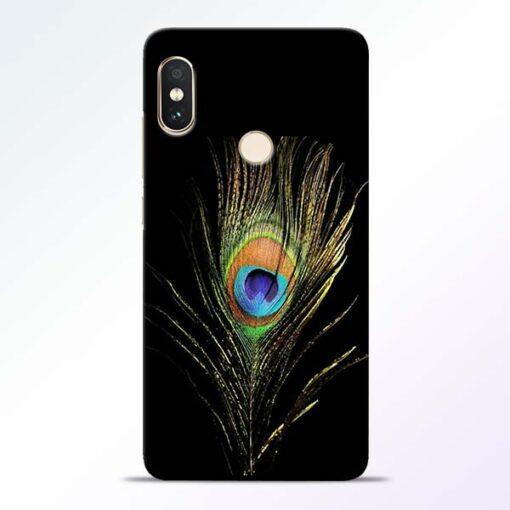 Mor Pankh Redmi Note 5 Pro Mobile Cover