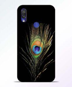 Mor Pankh Redmi Note 7 Pro Mobile Cover