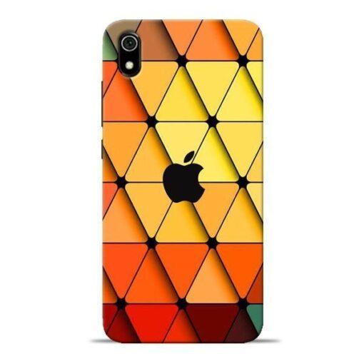Neon Apple Redmi 7A Mobile Cover