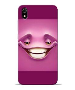 Smiley Danger Redmi 7A Mobile Cover