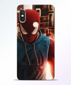 SpiderMan Eye Redmi Note 5 Pro Mobile Cover