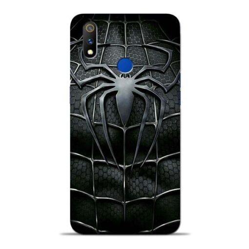 Spiderman Web Oppo Realme 3 Pro Mobile Cover