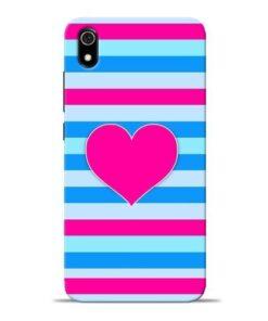 Stripes Line Redmi 7A Mobile Cover