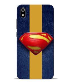 SuperMan Design Redmi 7A Mobile Cover