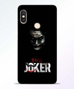 The Joker Redmi Note 5 Pro Mobile Cover