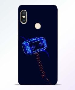 Thor Hammer Redmi Note 5 Pro Mobile Cover