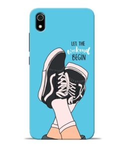 Weekend Redmi 7A Mobile Cover