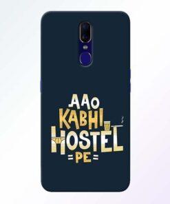 Aao Kabhi Hostel Pe Oppo F11 Mobile Cover