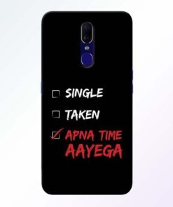 Apna Time Aayega Oppo F11 Mobile Cover