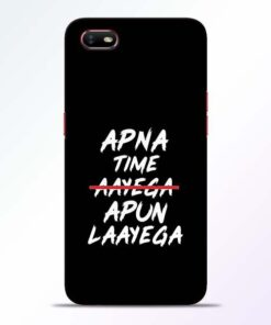 Apna Time Apun Oppo A1K Mobile Cover