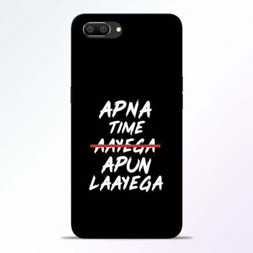 Apna Time Apun Realme C1 Mobile Cover