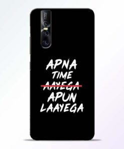 Apna Time Apun Vivo V15 Pro Mobile Cover