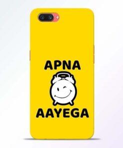 Apna Time Ayega Oppo A3S Mobile Cover